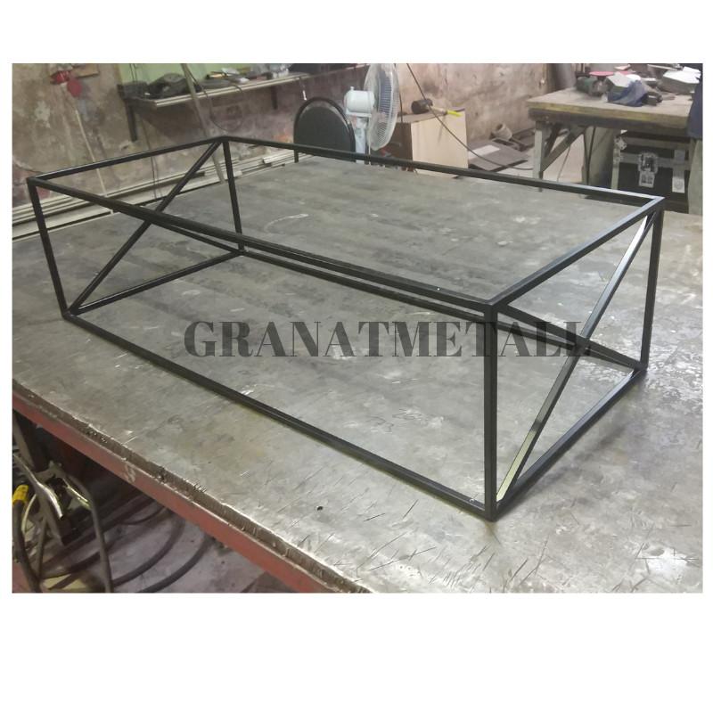Мебель на металлокаркасе, какая бывает и какую лучше выбрать | 800x800