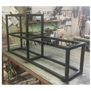 Стол письменный на металлокаркасе СП-3.1S – купить мебель для ... | 300x300